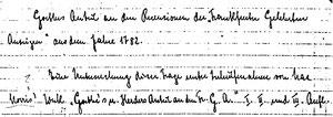 Karin Schröder/™Gigabuch Forschung/Originalhandschrift der Transkription Heft 29
