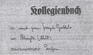 Karin Schröder/™Gigabuch Forschung/Originalhandschrift der Transkription Heft 25