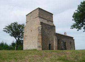 La chapelle de St Bonnet