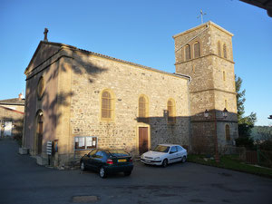 St cyr-le-chatoux - rhone