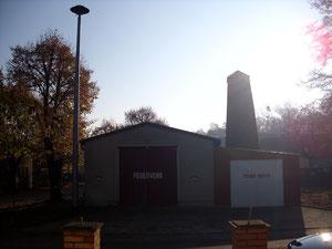 Gerätehaus der Freiwilligen Feuerwehr Golm