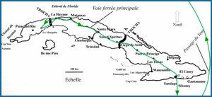 Itinerario de Gabriela Cuba 1898