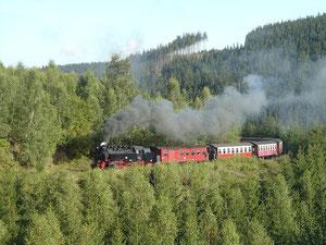 Hartzquerbahn-  (Tühringen)