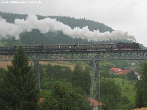 Blumberg - Wutachtalbahn (Sauschwänzlebahn)