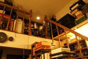 ■天井の高い個室ビフォー
