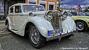 Jaguar Saloon 1,5 Liter Mark IV