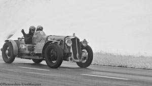 Lanchester Roadrider Special Bj. 1936