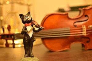 歌うようにバイオリンを弾こう♪子供向けや大人の方向けのRISAバイオリン教室|名古屋市緑区