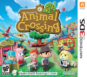 Animal Crossing New Leaf [Cover]