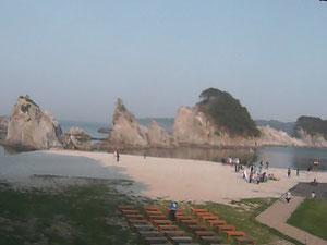 浄土ヶ浜海岸