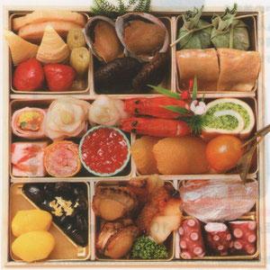 三陸おせち・イメージ 10000円