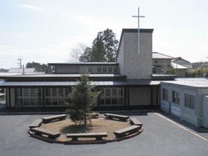 復興地・気仙沼第一聖書パプテスト教会