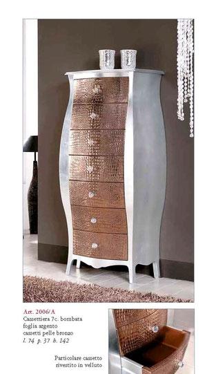 Mobili per soggiorno casaeco pavimenti e rivestimenti in - Mobili rivestiti in pelle ...