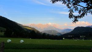 die Salzburger Dolomiten
