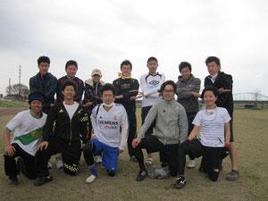 2011.4.16 若林緑地にて
