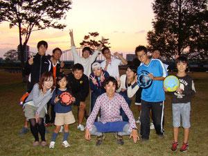 2011.10.16 シメはドッヂビー大会
