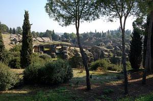 Ruinas de Itálica.