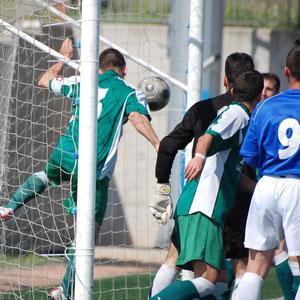 El polémico primer gol