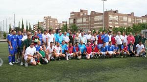 Torneo de Fútbol por la Integración