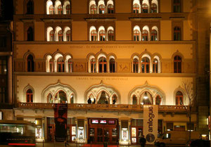 Nationales Filmtheater Urania in Budapest
