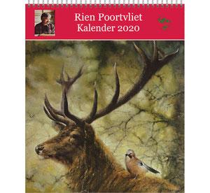 Kalender Rien Poortvliet