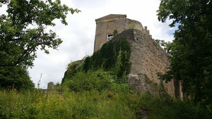 Burg Trimburg, Kernburg