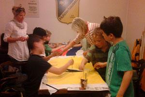 EM Vorbereitung der E2-Jugend (Foto: p.a.).