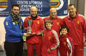 Il Messina Table Soccer 2° classificato a squadre