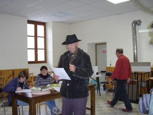 Nôtre conteur d'histoires provençales