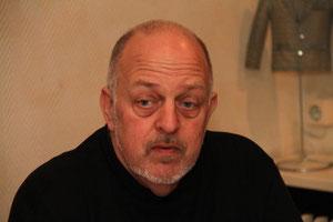 Harald Molder, Luftkriegsexperte der Zeitzeugenbörse.