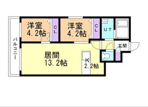 札幌市北区北13条西3-1-25(ミカーサ13)