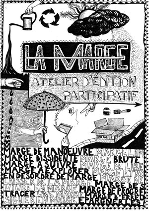 La Marge - Atelier d'édition participatif