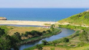 Kiyikök an der Schwarzmeerküste