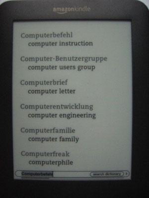 suche nach Computerbefehl