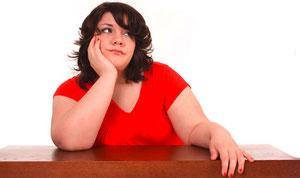 Verstopfung bei Gewichtsproblemen