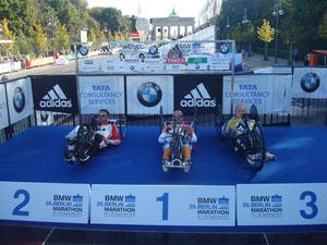 2.Platz Rafal Wilk 1.Platz Vico Merklein  3.Platz Torsten Purschke