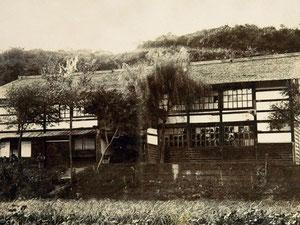 西越小学校(当時)
