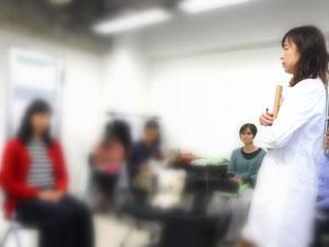 第四期生カウンセリングセッション風景(2014-07)