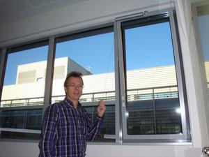 Früher blieben die Fenster auf Dauerkipp - jetzt nicht mehr!