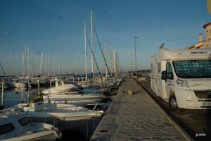 Bouzigues (le port)