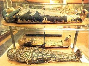 Reliques de momies