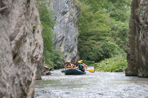 White water rafting - that makes 11 interesting things!
