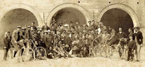 Cycling is not new to the Amandolese.