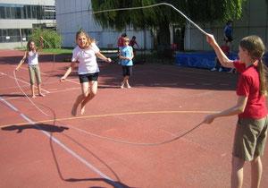 Rope Skipping - Unverbindliche Übung Artistik