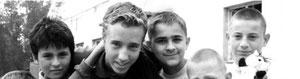 """Craig à 12 ans fonde avec des amis """"Free the Children"""""""