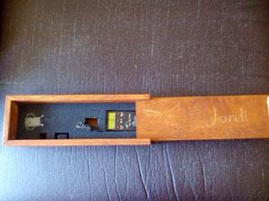 Caja para altimetro.
