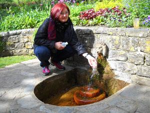 England Chalice Well