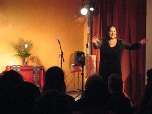Mitchélée au Théâtre Atelier du verbe