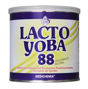 Lacti Premium 80 L-Carnitin Magnesium Protein Eiweiß Bodybuilding HochleistungsSport Fitness Muskelaufbau gegen Muskelkrämpfe Muskelkater