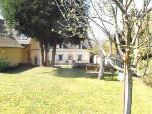 La montée du gite Abbecourt Beauvais